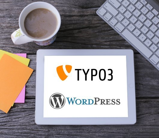 Typo3 & Wordpress
